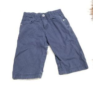 2/15🔥 Tag Navy Blue Shorts Pockets Adjustable
